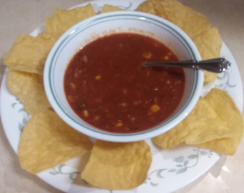 Easy to Prepare Taco Soup
